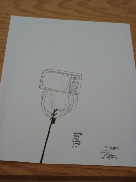 Hecox drawing for Matzu