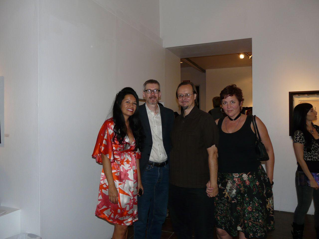Merry Karnowsky, Todd Schorr, Mark Ryden, Marion Peck