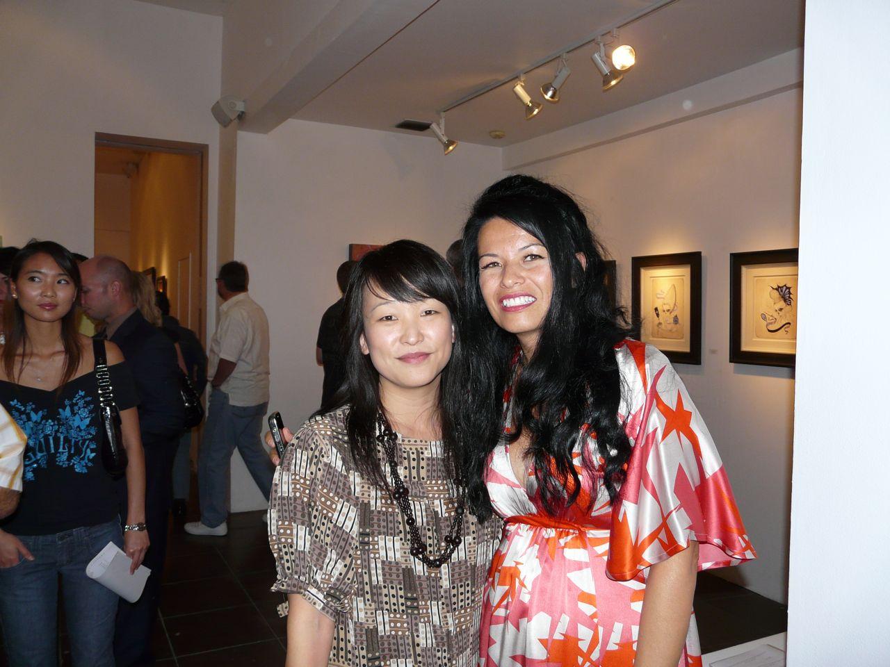Seonna Hong & Merry Karnowsky