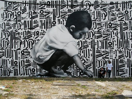 Mac and Retna