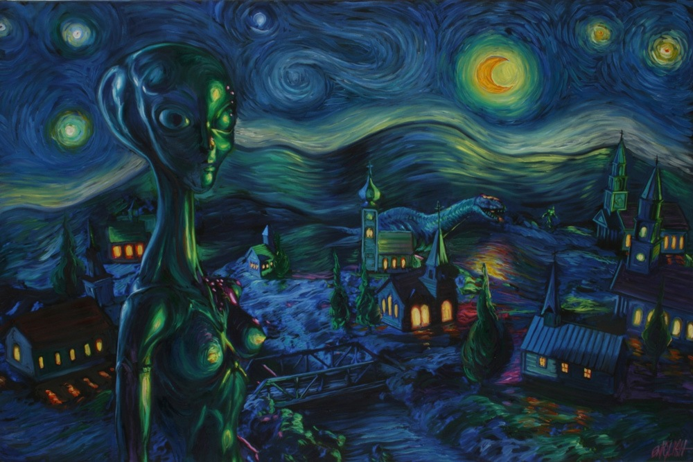 alienexpressionistsm
