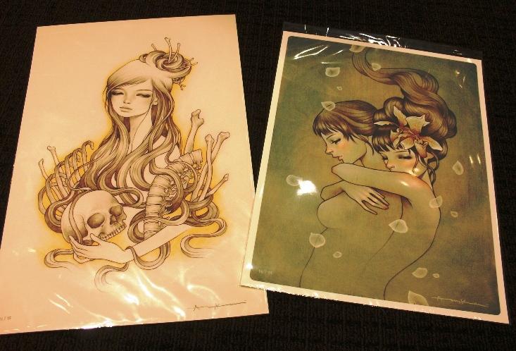 Audrey Kawasaki Prints