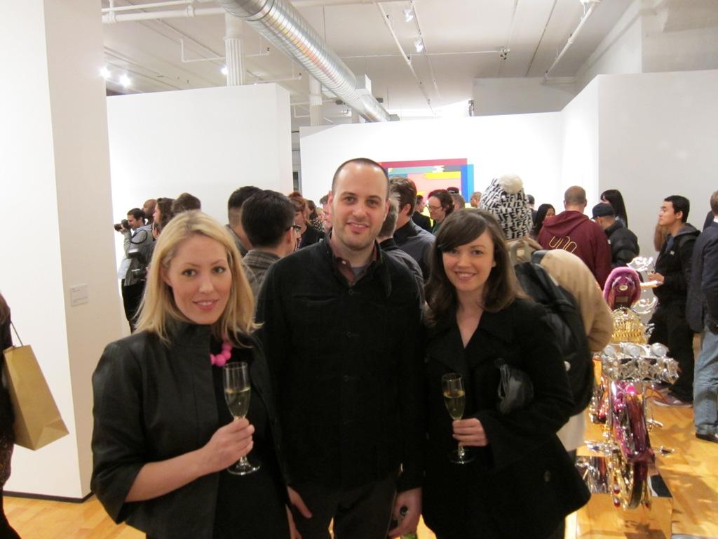 Darcie Vukovich (Levine), Jeff Newman (TAC), Malena Seldin (Levine)