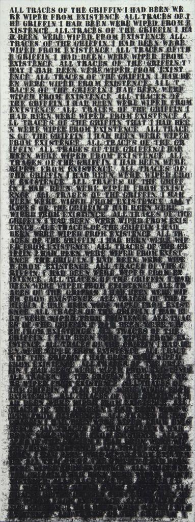 Glenn Ligon – Black Like Me #2 – Hirshhorn Museum