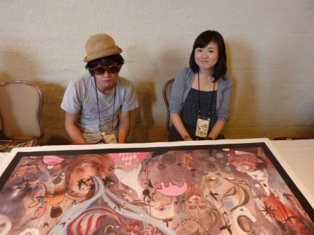 Yoskay Yamamoto & Audrey Kawasaki