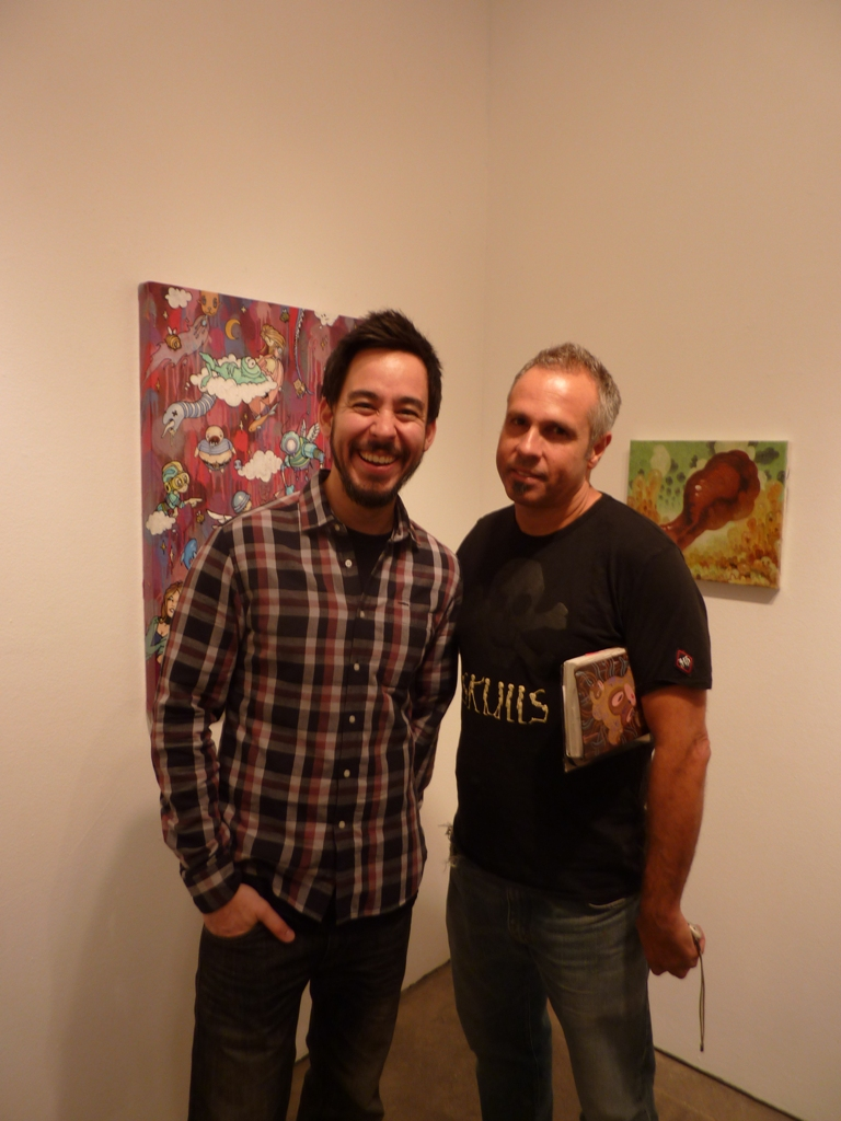Mike Shinoda & Gary Baseman