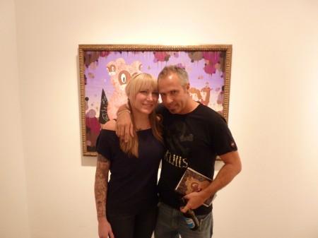 Tara McPherson & Gary Baseman