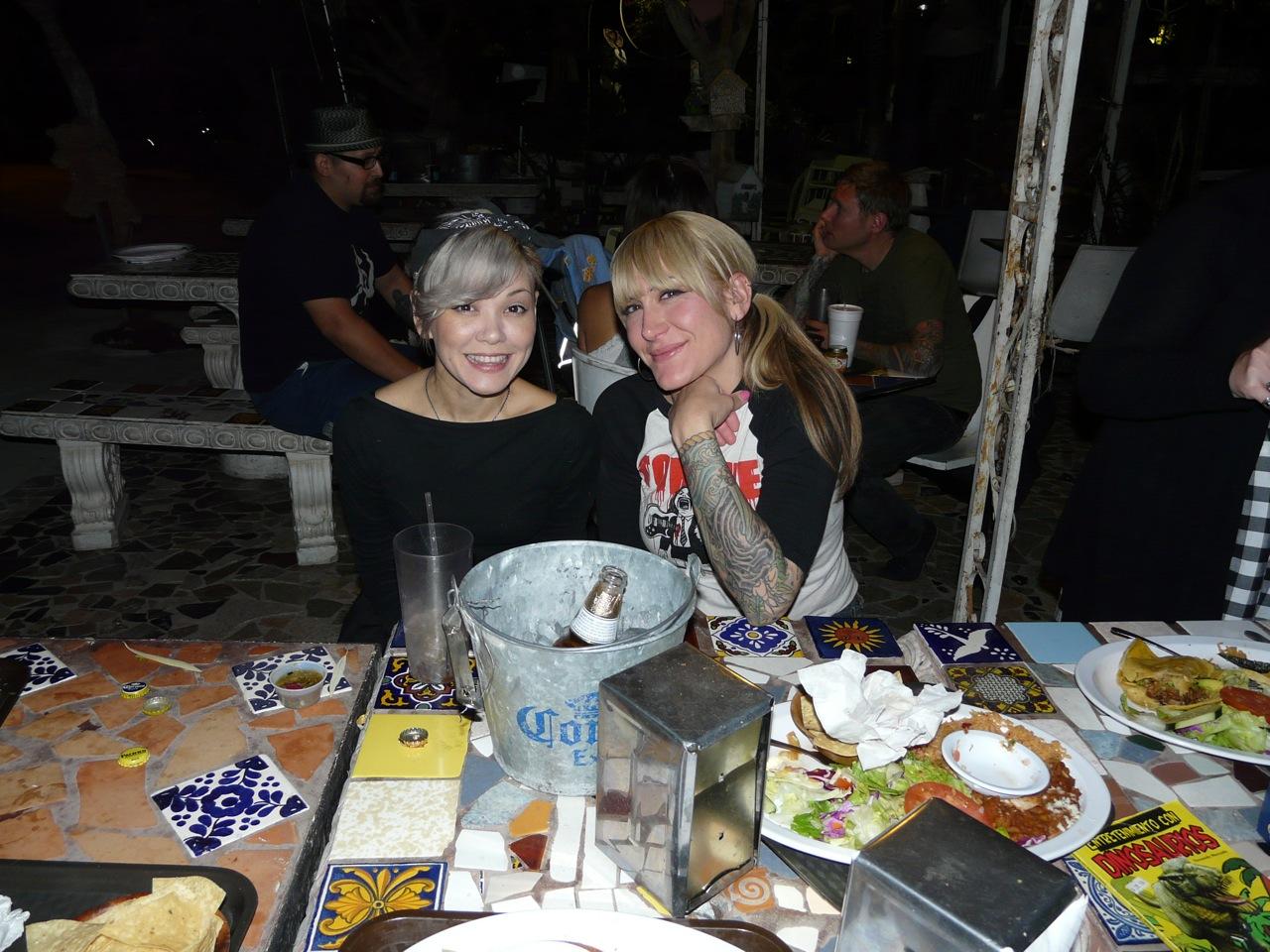 Liz McGrath & Tara McPherson