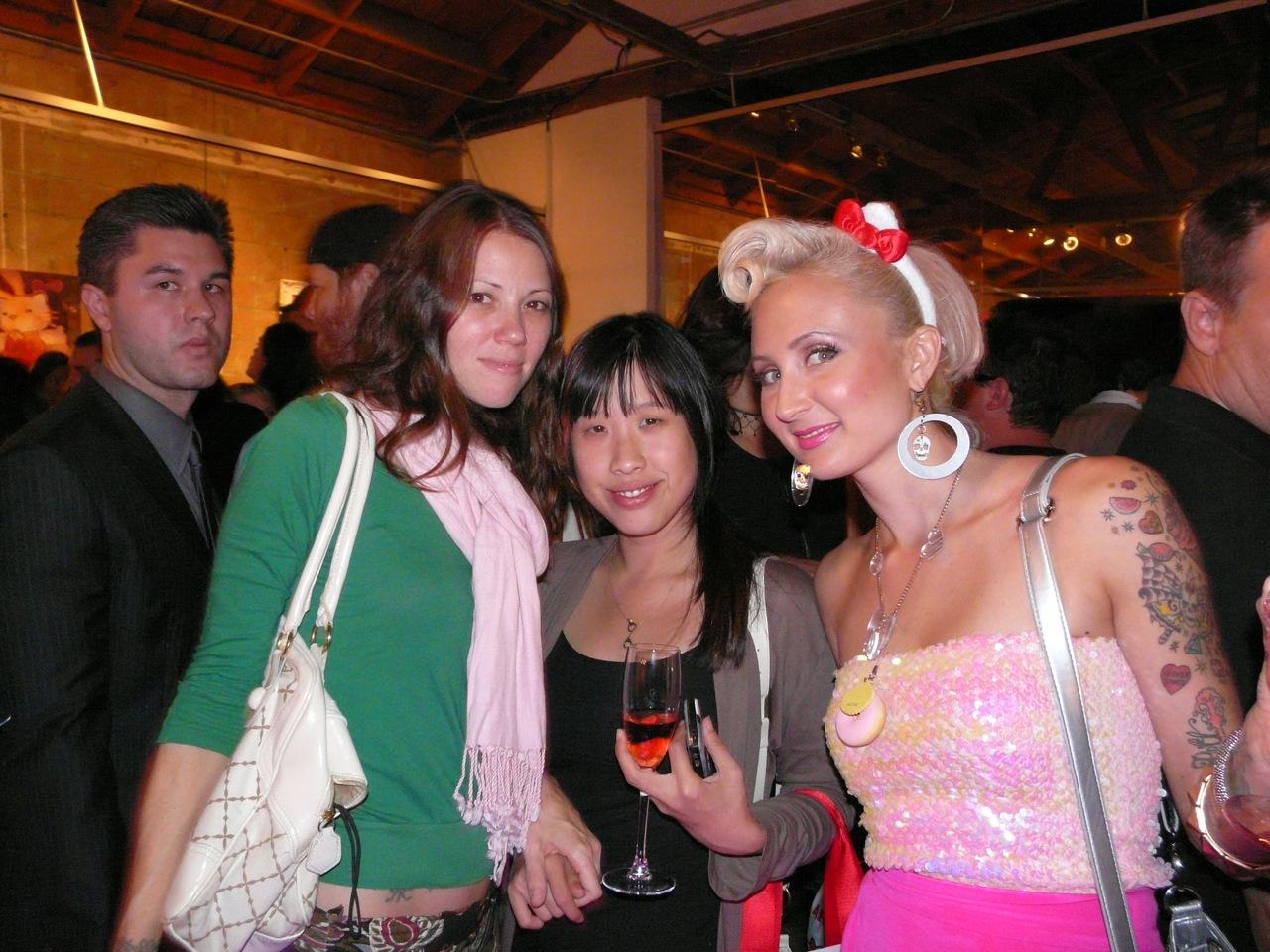 Lola, Kim Chueh, Natalia Fabia