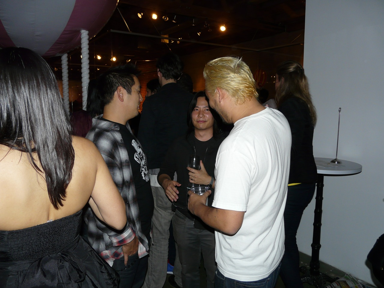 Joe Hahn, James Jean, David Choe