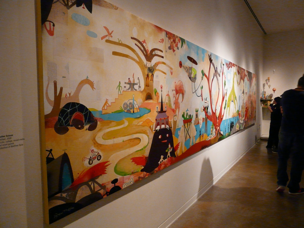 Largest Salazar painting we have ever seen