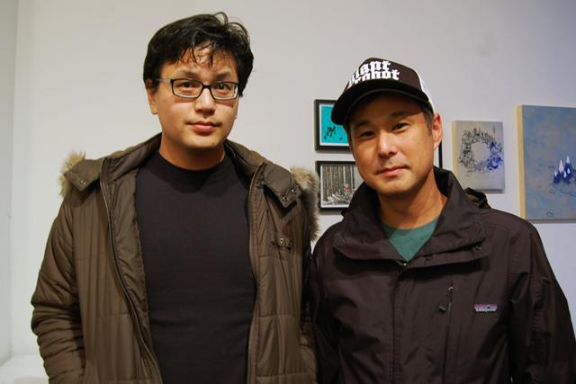 Deth P. Sun and Eric Nakamura