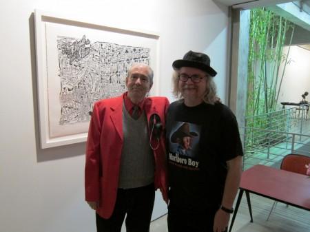 Robert Williams & Ron English