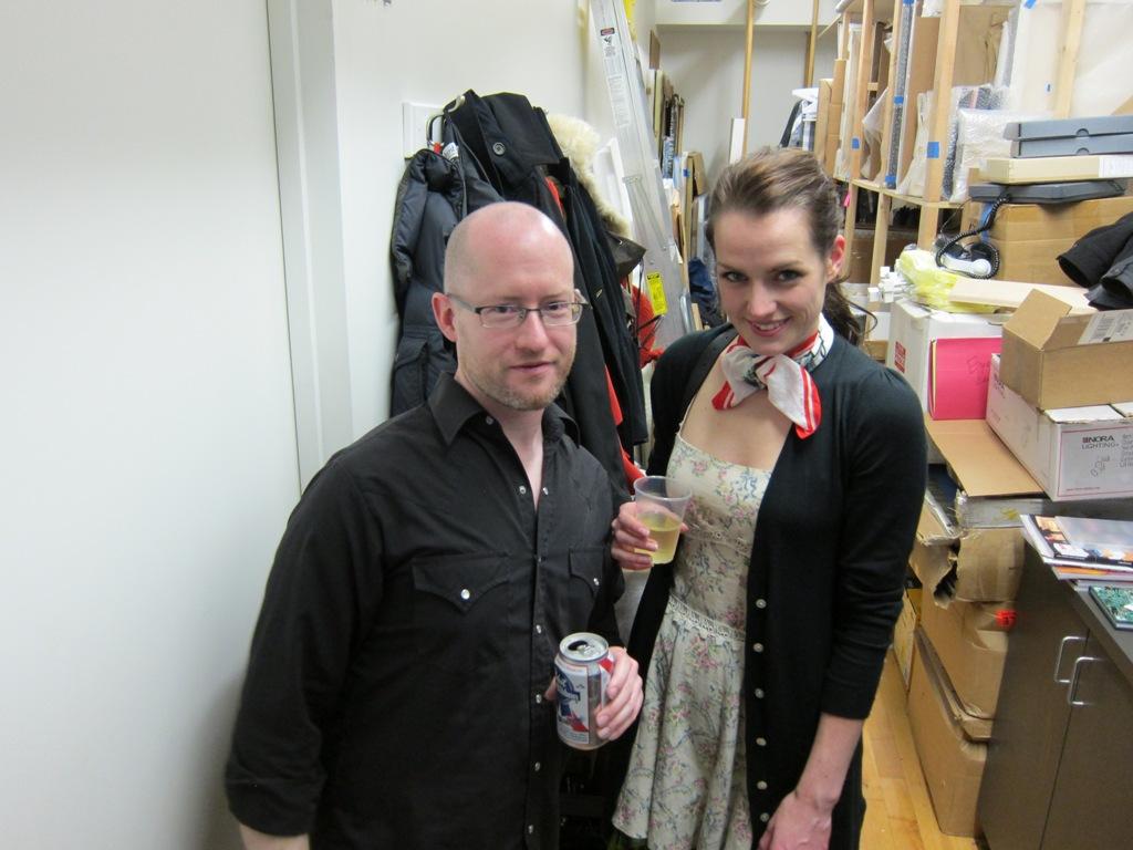 Kris Kuksi & Candice