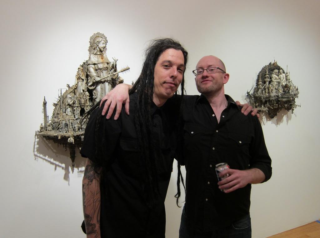 David Stoupakis & Kris