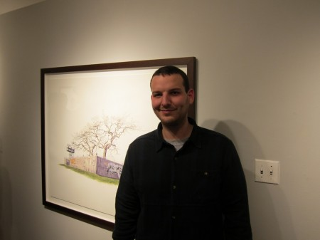 Simon Cole of Show & Tell Gallery