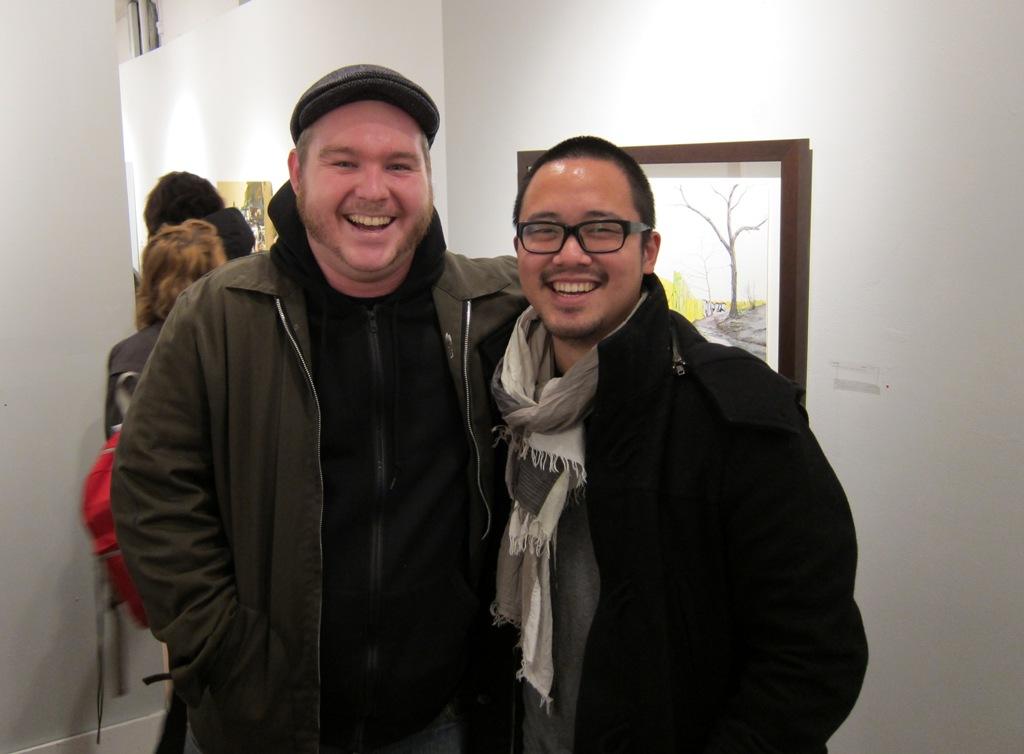 Brian Donnelly & Tessar Lo