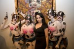 Molly Crabapple and her Cow Girls