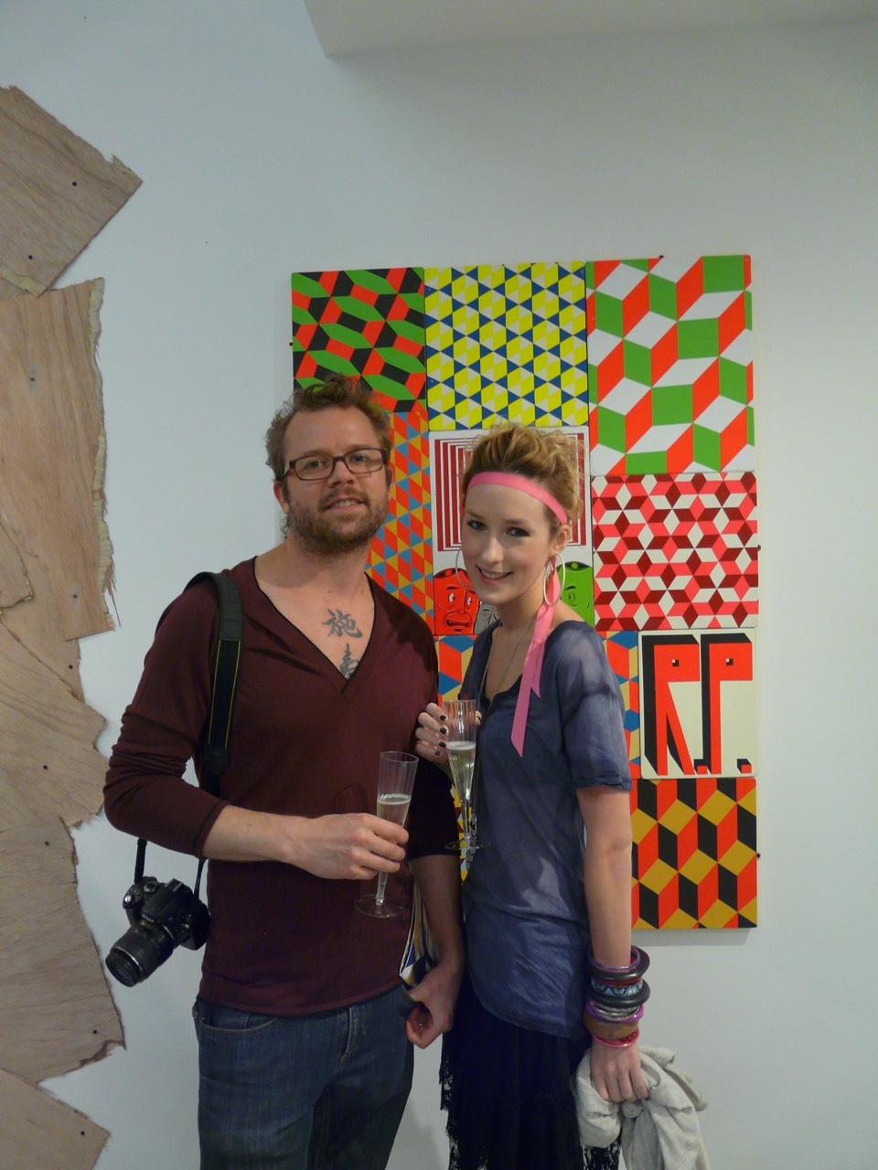 Seth & Elisa Carmichael