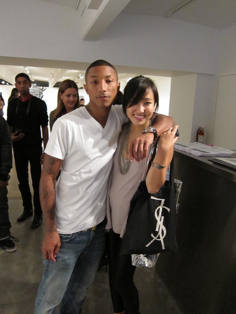 Pharrell & Marika