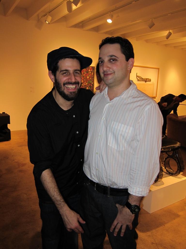 Jose Parla & Josh Liner