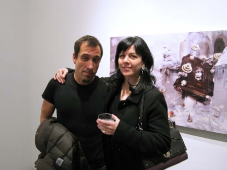 Joe Sorren & Kirsten Anderson