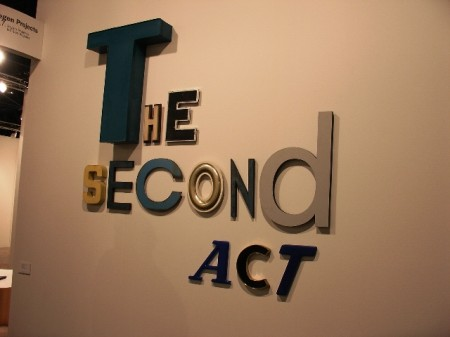 "Jack Pierson - ""The Second Act"""