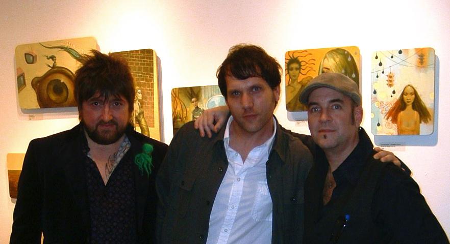 Joey Seeman, THH70, Glenn Barr