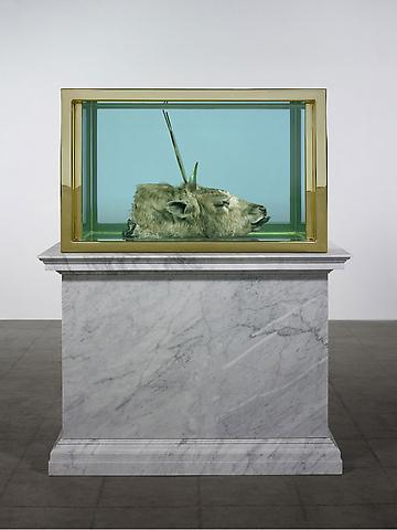 Damien Hirst - End of an Era (alternate view)