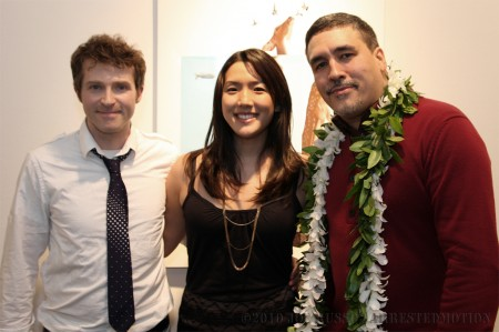 Josh Keyes, Saelee, Doze Green