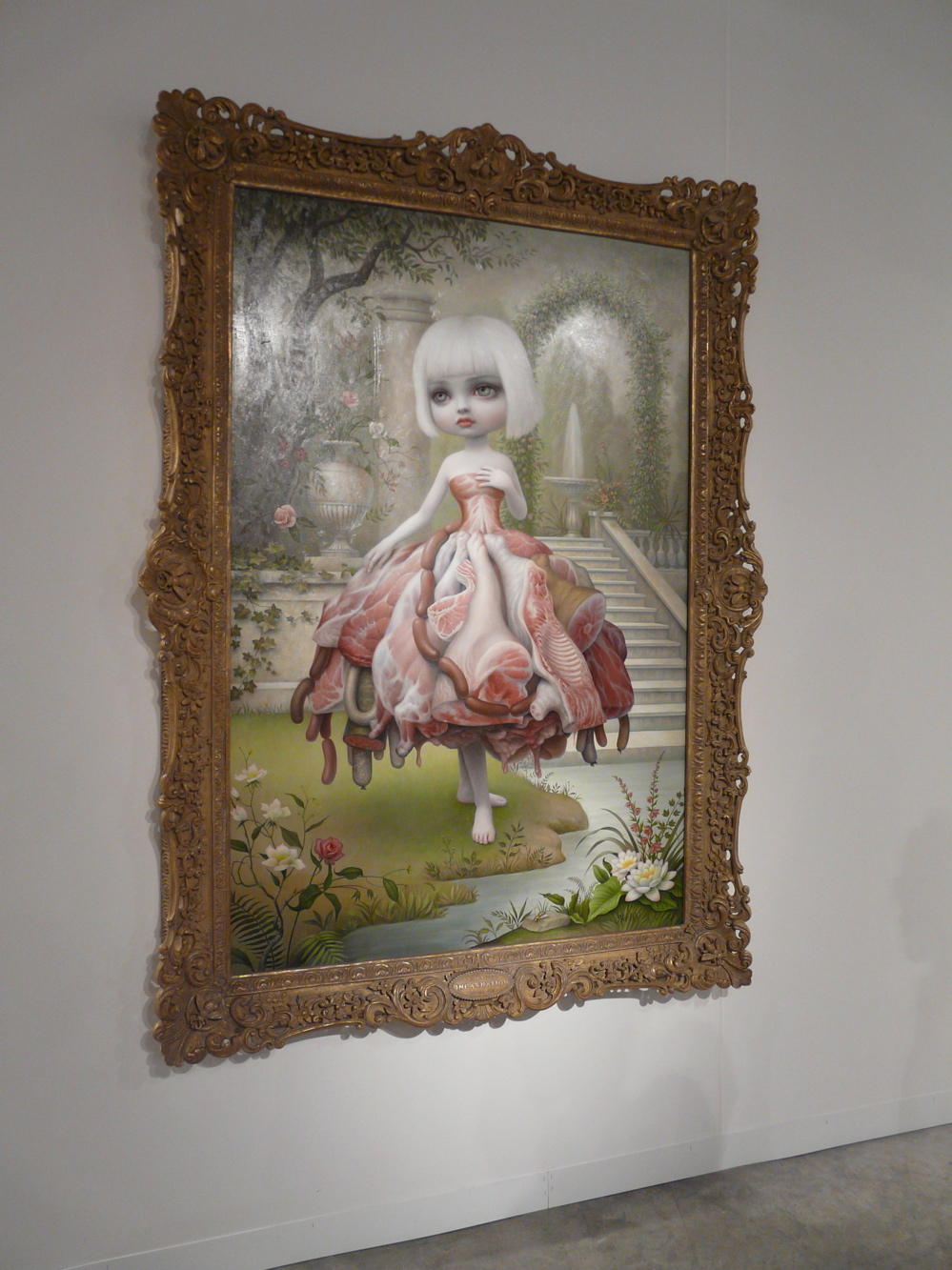 Mark Ryden - Incarnation (from Art Basel Miami '09)