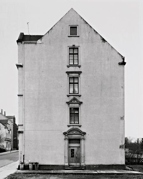 Bernd and Hilla Becher, Haus, Dortmund-Marten, Ruhrgebiet (1979), Gelatin silver print. 62 x 50.5 cm (24 3/8 x 19 7/8 in). Est. £5,000-7,000
