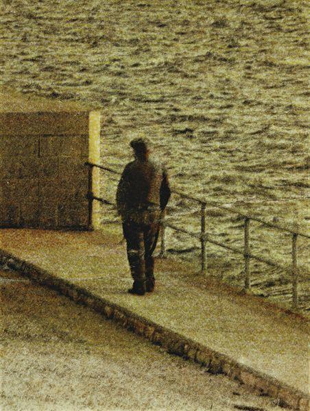 Elger Esser, Le Havre II (2005), C-print. 31.8 x 22.5 cm (12 1/2 x 8 7/8 in). Est. £7,000-9,000