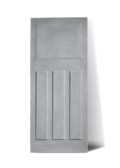 Lot 131 - Rachel Whiteread - In Out (VII) - 2004 - plasticised plaster with interior aluminum framework - 84 x 35 5/8 x 2 7/8in (213.5 x 90.5 x 7.2cm) - est. £60,000 - £80,000