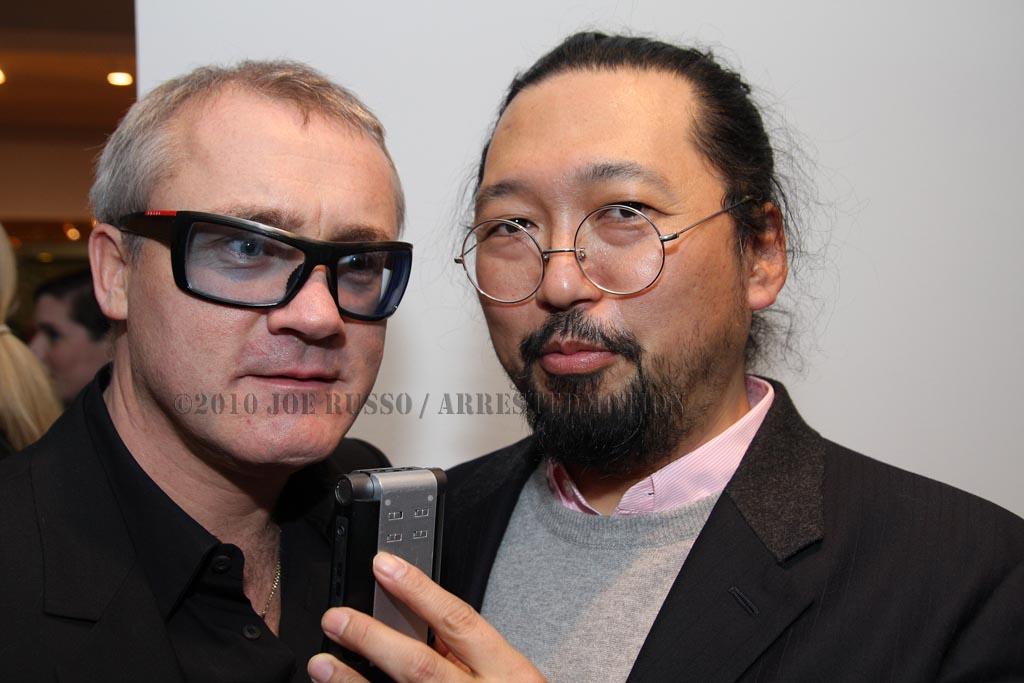 Damien & Takashi Murakami