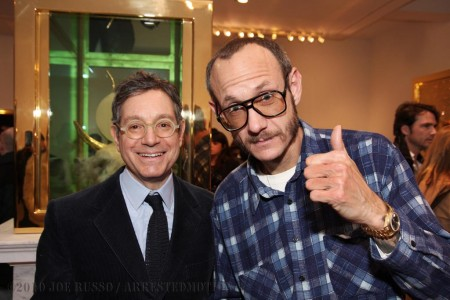 Jeffery Deitch & Terry Richardson