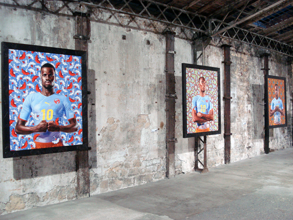 3ea5965acb8d4d Kehinde Wiley x PUMA (Paris Opening) « Arrested Motion