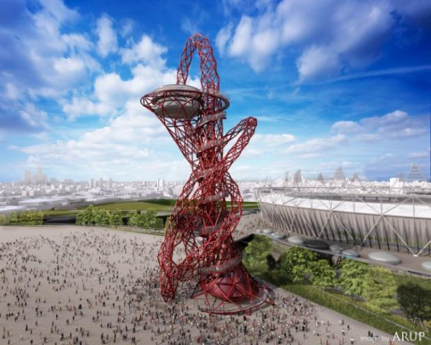 anish-kapoor-london-olympic-tower