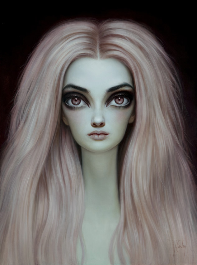 Lori Earley for Hi-Fructose