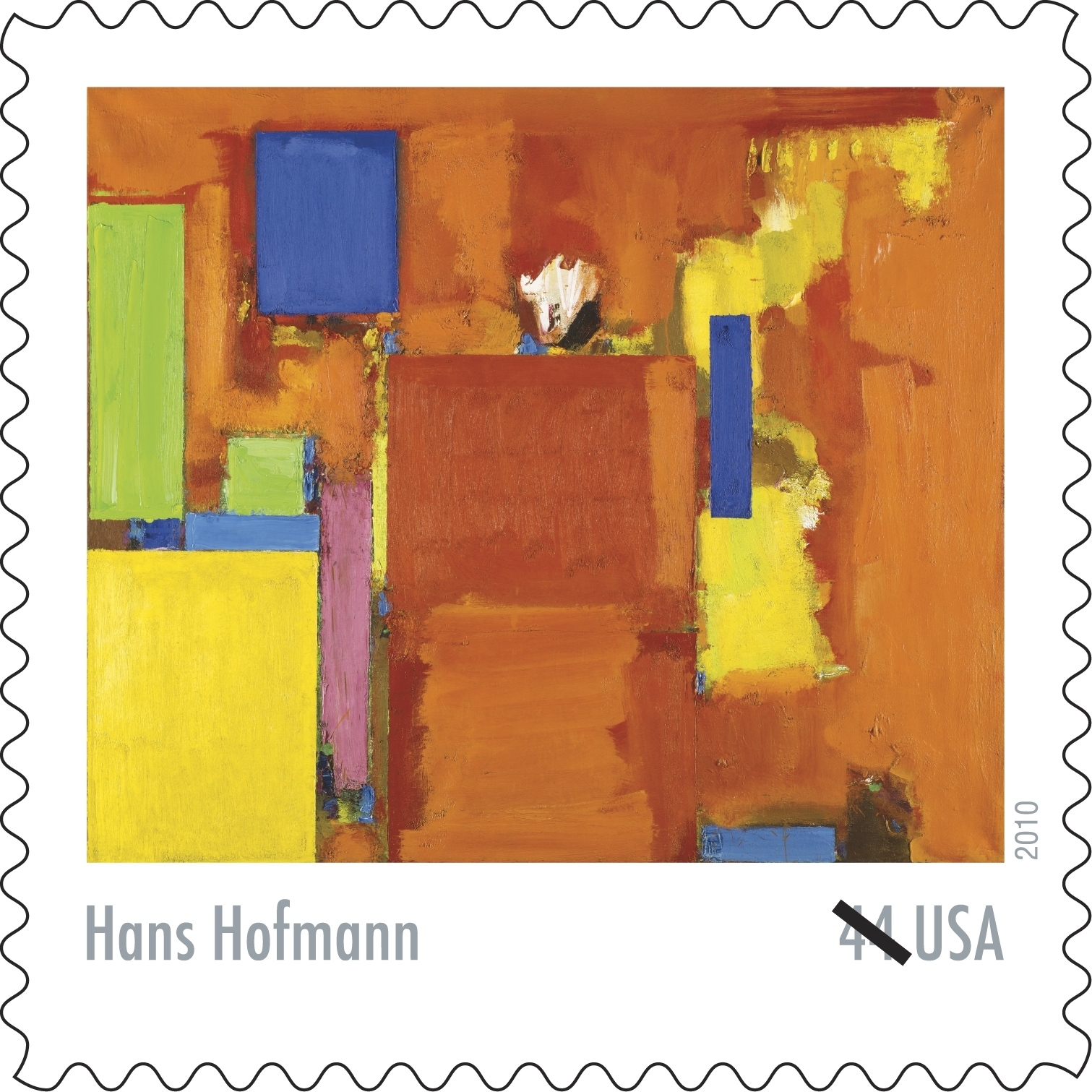 The Art Story: Artist - Hans Hofmann