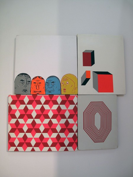 Barry McGee @ Ratio 3