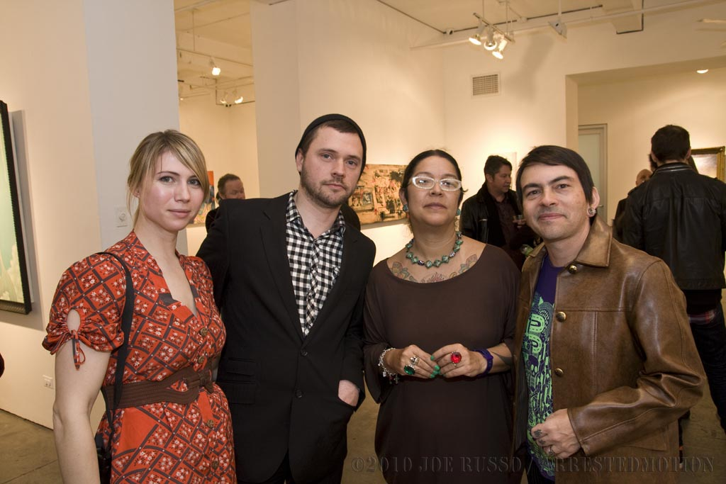 AJ Fosik and friends