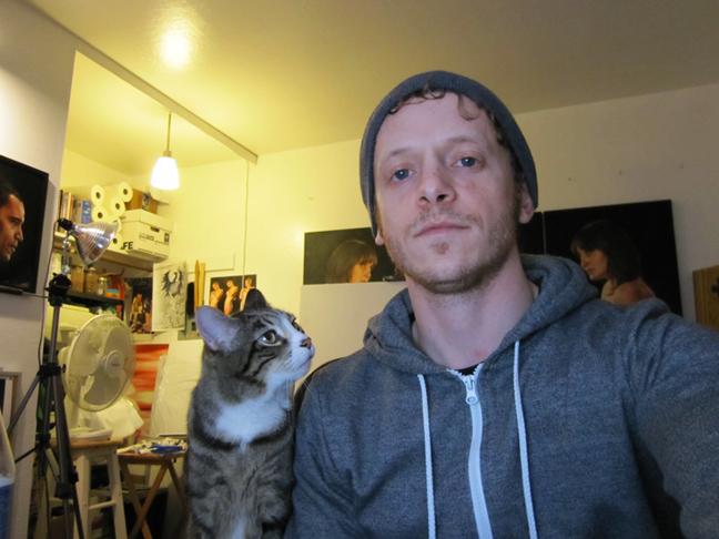 nagel-self-portrait-with-cat