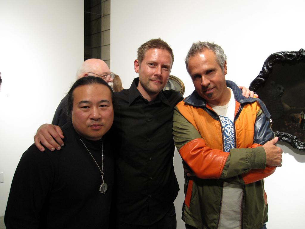 Travis Louie, Craola, Gary Baseman