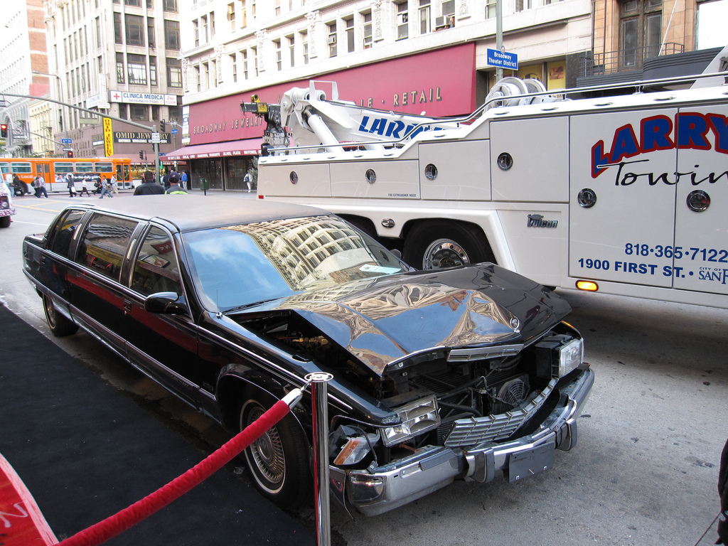 Limo (before)