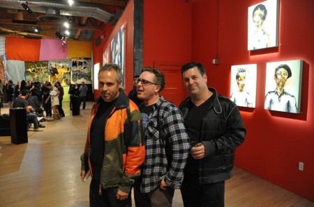 Gary Baseman, Adam Wallacavage, Mark Dean Veca