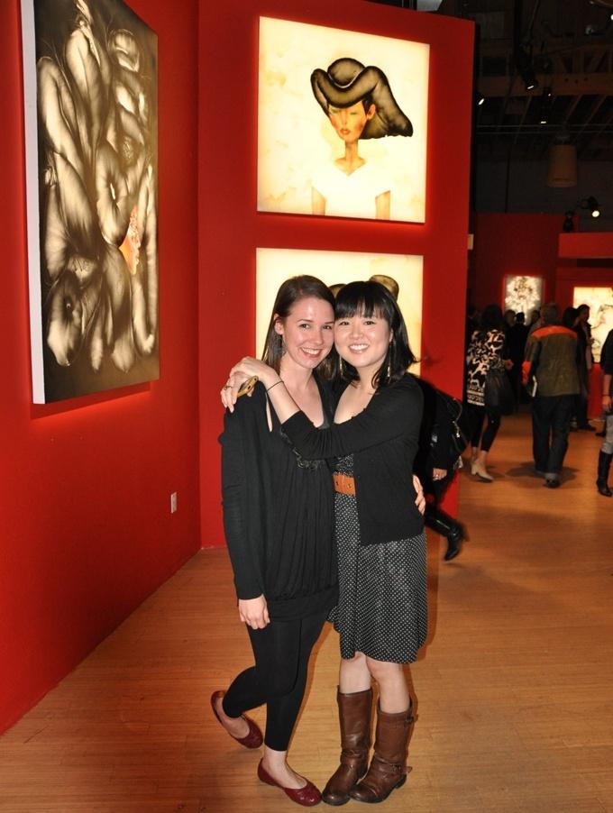 Leah Whitaker & Audrey Kawasaki