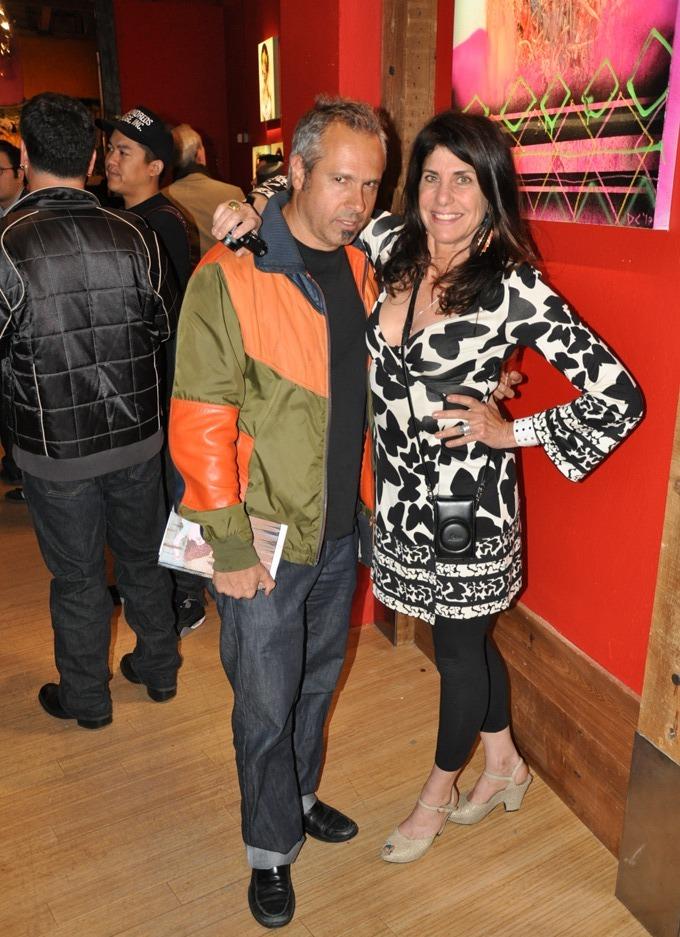 Gary Baseman & Marsea Goldberg