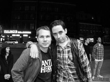 Shep & Erik Foss