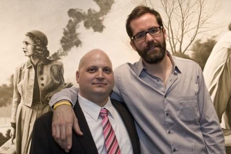 Jonathan Levine & Eric White